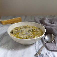 Escarole & White Bean Soup