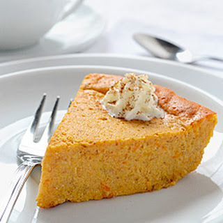 Low Fat Crustless Pumpkin Pie Recipes