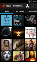 Screenshot of Jesus · HD Wallpapers