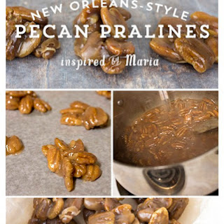 Northshore Parent's New Orleans Style Pecan Pralines