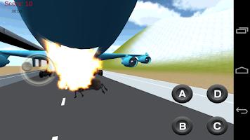 Screenshot of Crazy Goat Simulator 3D