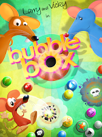 Screenshot of Bubble Box