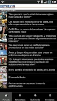 Screenshot of RestauracionNews