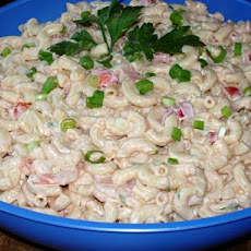 Shrimp Louie Pasta Salad
