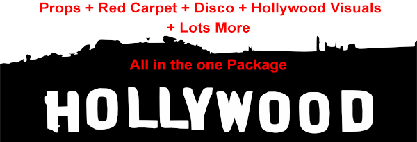 Edinburgh Entertainments, Hollywood Events in Edinburgh
