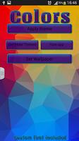 Screenshot of Colors Keyboard