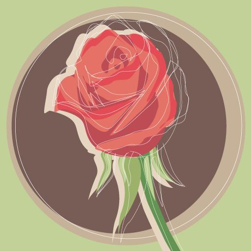 Rosa de Sant Jordi LOGO-APP點子