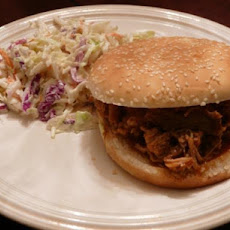 Pulled Pork in the Crock Pot
