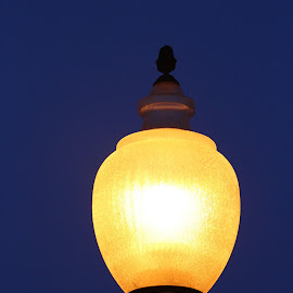 The Lamp by Rhonda Mullen - Artistic Objects Other Objects