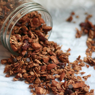 Chocolate Cherry Granola