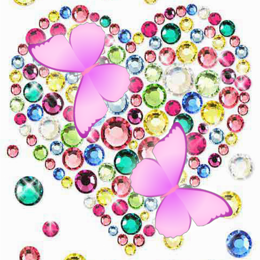 Kira Kira☆Jewel(No.35) Free 個人化 App LOGO-APP開箱王