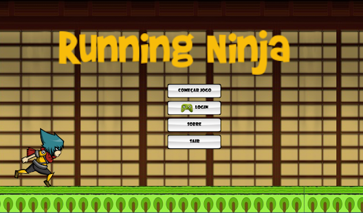 Running Ninja - screenshot