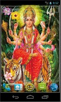 Screenshot of Goddess Durga HD Live Wallpapr