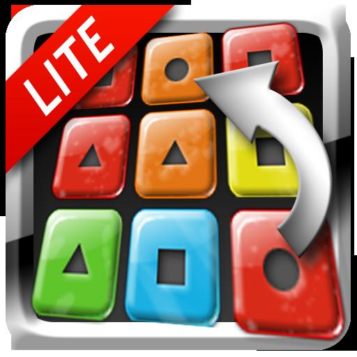 色彩方塊 (免費版) 休閒 App LOGO-硬是要APP