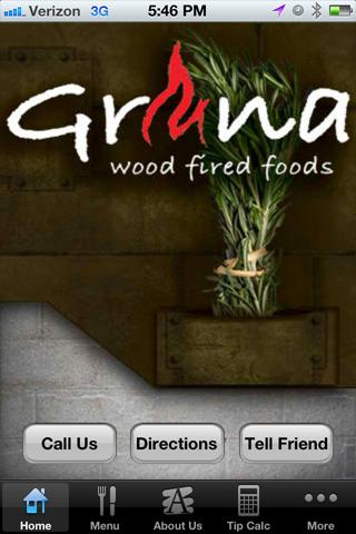 Grana Restaurant Chico CA