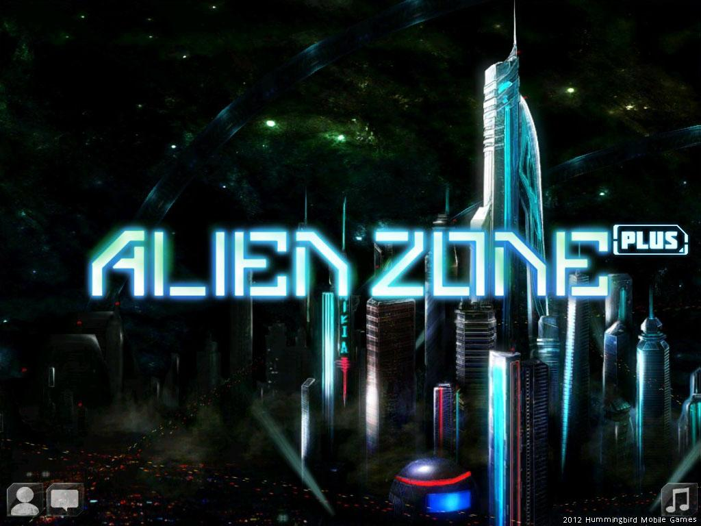 Alien Zone Plus Screenshot 5