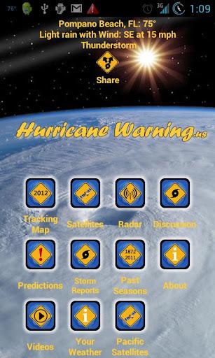 Hurricane Net