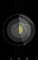 Screenshot of ReGular Clock Live Wallpaper