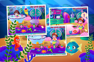 Screenshot of Mermaid Lola Baby Care