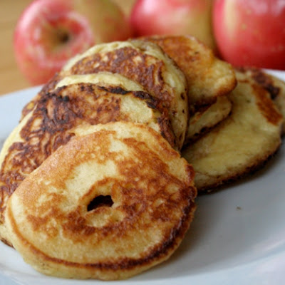 Grain-Free Apple Pancake Rings