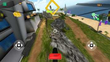 Screenshot of RC Land Free - Quadcopter FPV