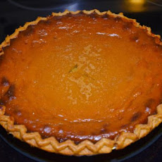 Bamby's Fresh Home Made Pumpkin Pie