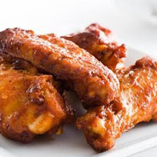 Roasted Chicken Wings with Smoked-Paprika Mayonnaise