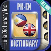 Tagalog English Dictionary APK for Blackberry
