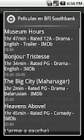 Screenshot of Cinema Box