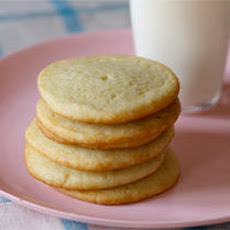 Icebox Sugar Cookies Recipe