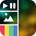 App Vidstitch Free - Video Collage APK for Kindle