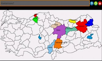 Screenshot of ŞehirBul