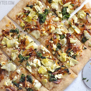 Caramelized Onion Flatbread Recipes
