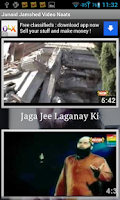 Screenshot of JJ Video Naat | Jalwa-e-Jana