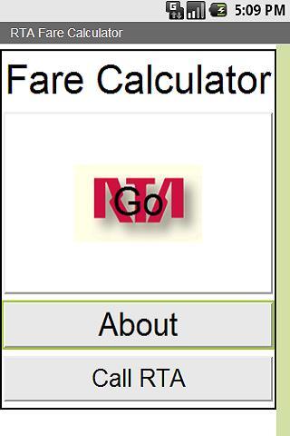 RTA Fare Calculator