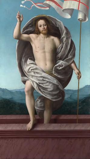 Ferrari Gaudenzio, Resurrezione
