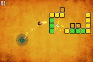 Screenshot of BasketBall Puzzle Shooter