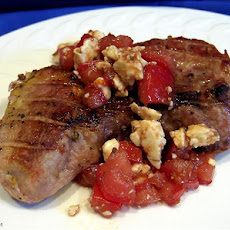 Greek Pork Chops