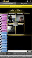 Screenshot of Rencontre webcam - tchat cam
