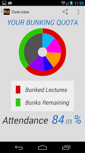 Bunk Manager ( Attendance ) - screenshot