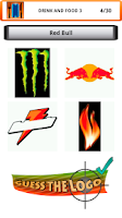 Screenshot of Logo quiz brands