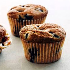 Blueberry Muffins - Low Calorie