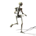 Wallpaper skeleton James icon