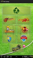 Screenshot of BPL T20 Fantasy Cricket  2013