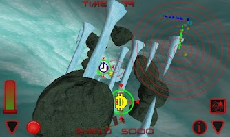 Screenshot of Space Sharks - 3D Shooter Free