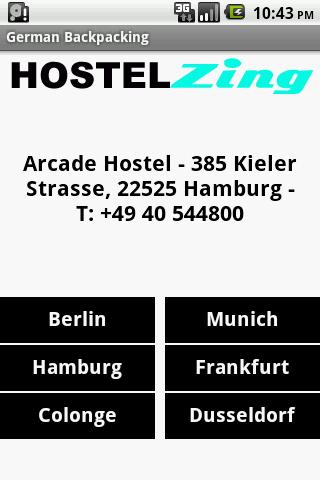 Hostel Zing Germany