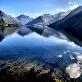 Wastwater by Gosforth Cumbria - Novices Only Landscapes