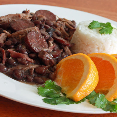 Feijoada – Brazilian Beans and Rice