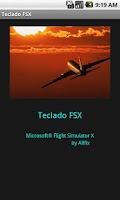 Screenshot of Teclado para FSX