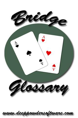 Bridge Glossary